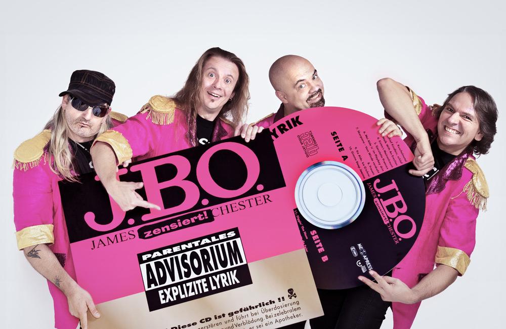 J.B.O. - ...Und Spass Dabei