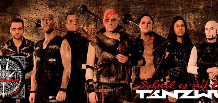 TANZWUT-2016-Band