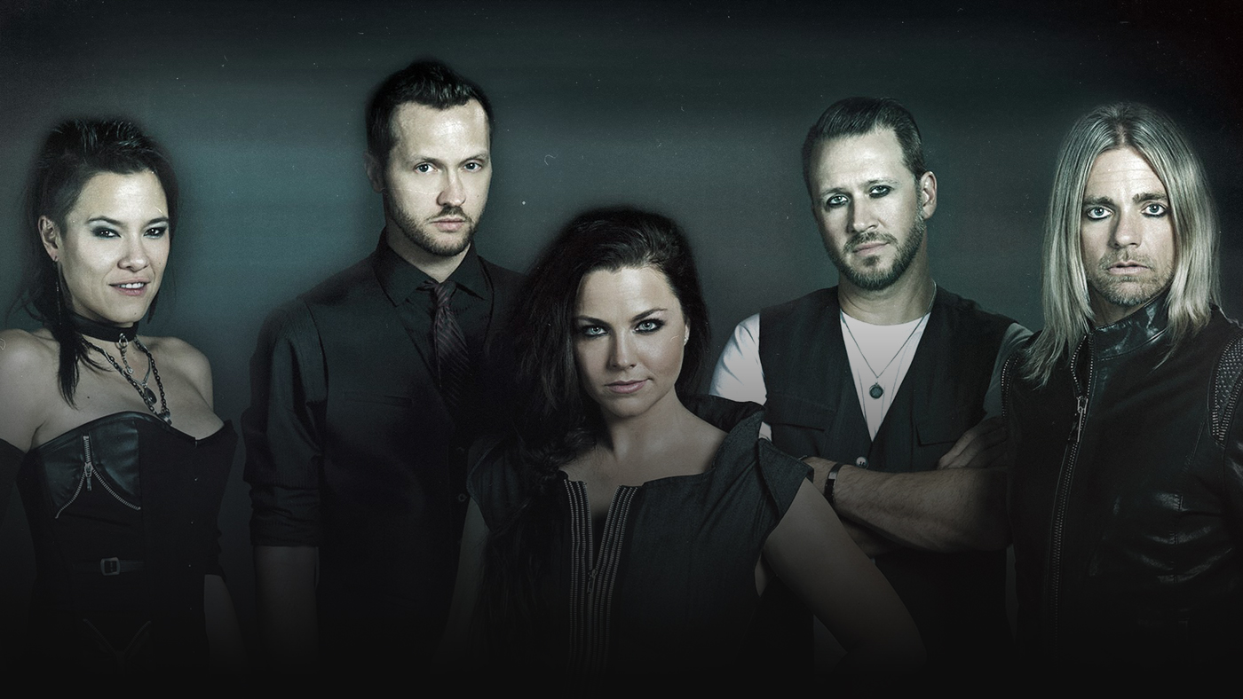 Evanescence Tour Dates  Usa