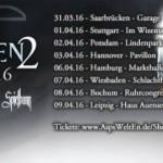 ASP Verfallen 2 Tour 2016