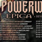 Powerwolf Epica Tour 2017