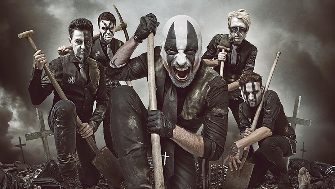 Группа «Megaherz»